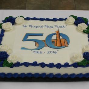 Stirring Up 50 Years of Parish Spirit!