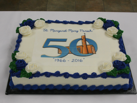 Stirring Up 50 Years of Parish Spirit!