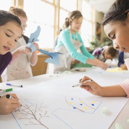 Kid's Corner: Benefits of Craft Time for Children