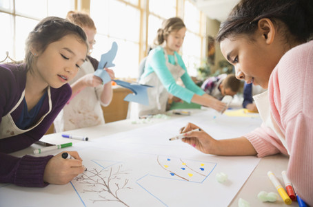 Specialty Camps: Performing and Visual Arts