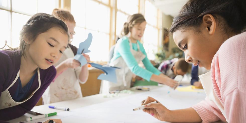 Artes y Manualidades (Kids Crafts)