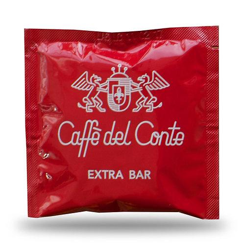 Caffè del Conte Extra Bar E.S.E. Kaffeepads, 150 Stk.