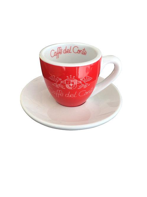 Caffè del Conte Espressotasse
