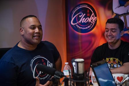 Raul and Mauricio