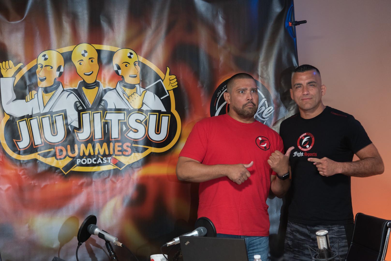 Jiu Jitsu Dummies Podcast