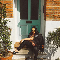 Imagine you open your front door & there
