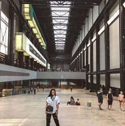 The Tate Modern 📷⠀_I actually found thi