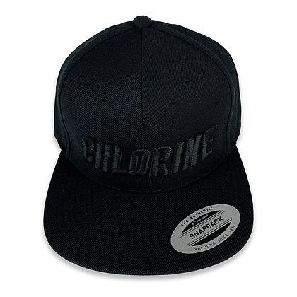 Black Chlorine Cap