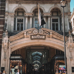 Burlington Arcade 🇬🇧 I think this was