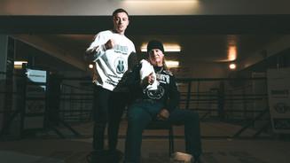 Damien & Nick Durandt