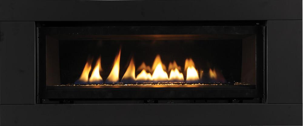 Superior gas fireplace DRL3000 pilot