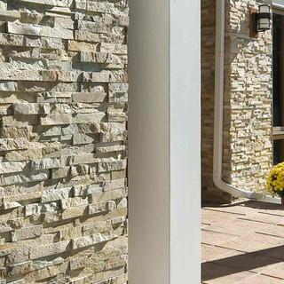 Mountain Grey Ledgestone- Limestone- Panels Series