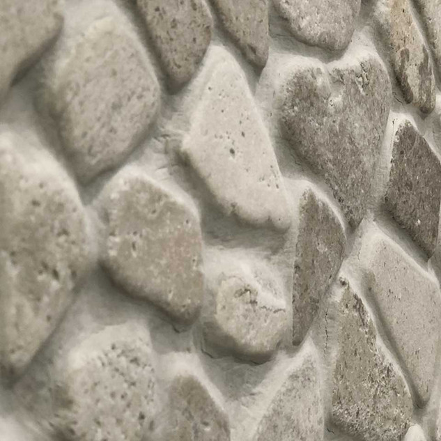 Beige Durango-Limestone-Pebbles