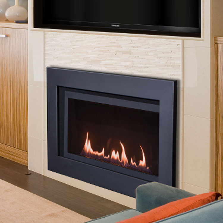 Superior gas fireplace DRL3000 screen
