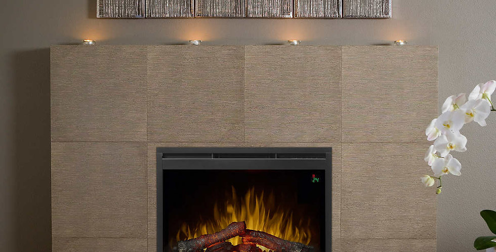 Dimplex standard plug-in electric fireboxes