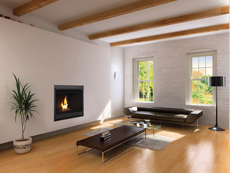 Superior gas fireplace DRC2045