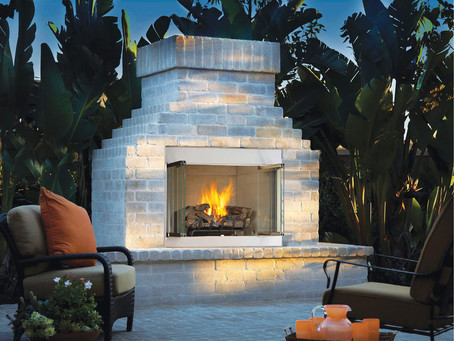 How To Choose An Outdoor Fireplace In The Toronto Area
