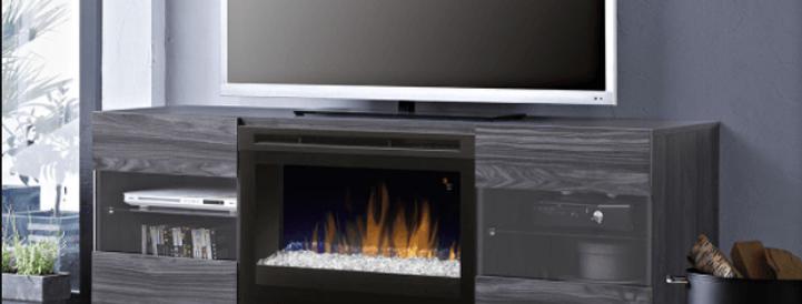 Multi-Fire XD® plug in Electric Firebox