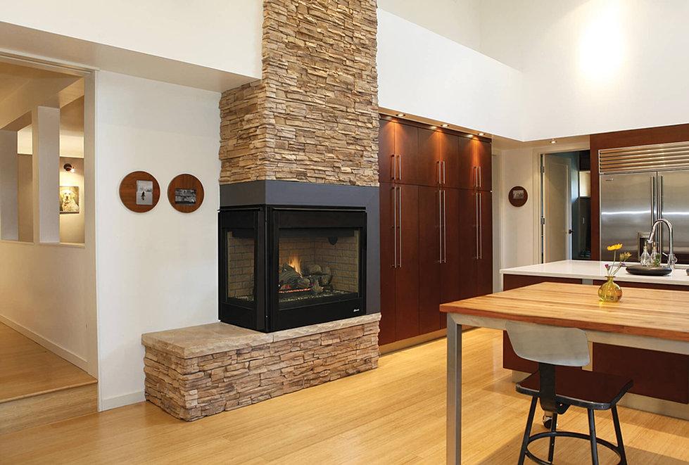 Wonderful Gas Fireplaces: Modern & traditional | Fireside Group | Vaughan & T.O. VA65