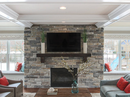 Can I Hang A TV Over My Fireplace?