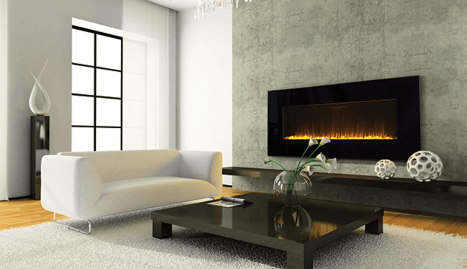 Superior electric fireplace model ERC4060