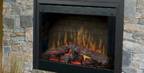 """Dimplex 39"""" Built in electric firebox (Standard or Deluxe)"""
