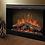 "Thumbnail: Dimplex 45"" Built in electric firebox (BF45DXP)"