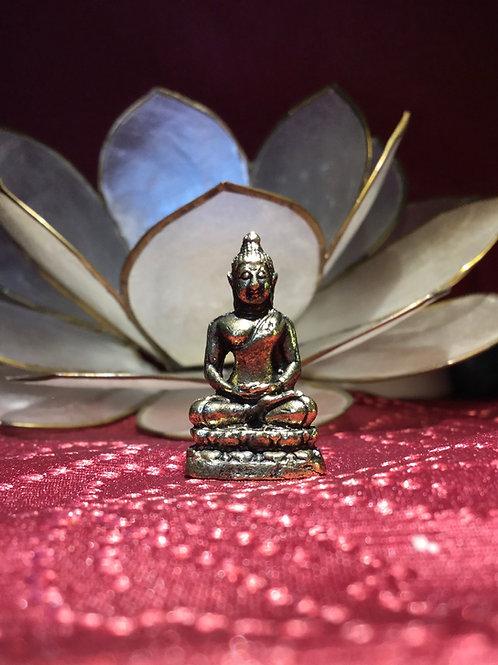 Mini statuette du Bouddha de la lumière infinie