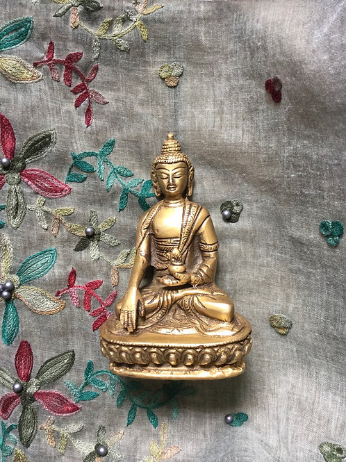 Statuette Bouddha Shakyamouni 15 cm