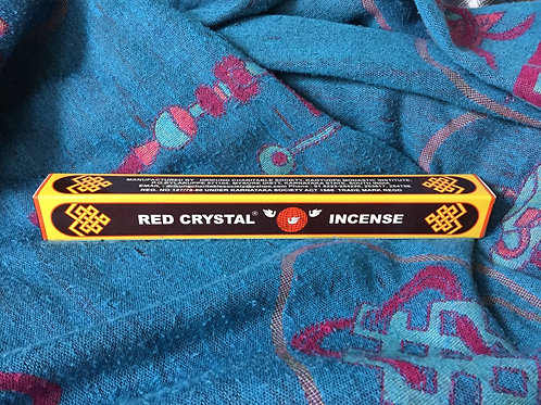 Encens tibétain Red Crystal