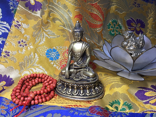 Statuette Bouddha Shakyamouni 12 cm