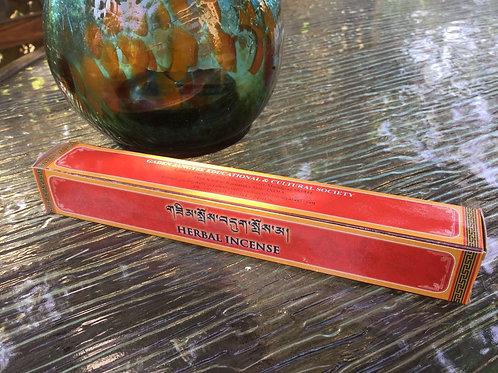 Tibetan medicinal herbs Incense