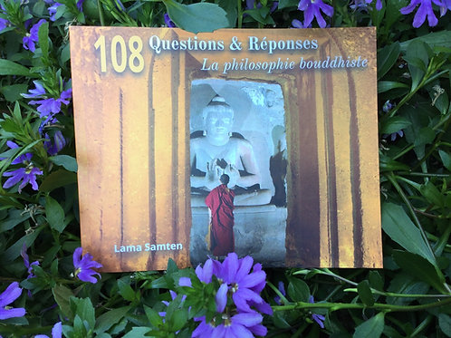 108 Questions et Réponses , La philosophie bouddhiste