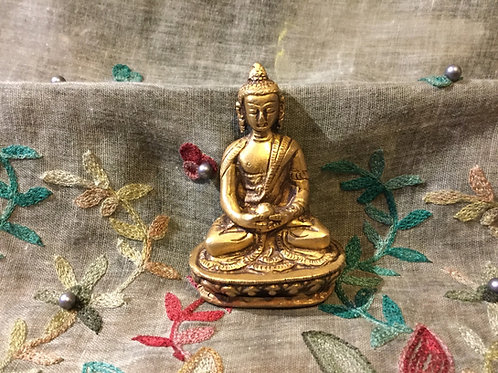 Statuette Bouddha de la lumière infinie 10 cm