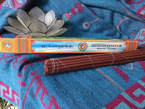 Encens tibétain Shinkham Kunkhyab