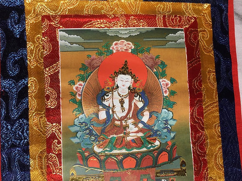 Thangka Bouddha Vajrasattva