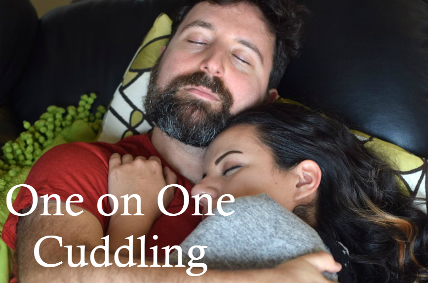 One on One Cuddling