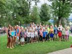 Sommeranlass des Schwimmclub Appenzell als Plausch-Wettkampf