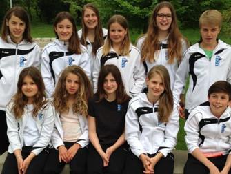 29 Medaillen in Bremgarten geholt