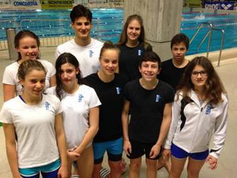 Der Schwimmclub Appenzell in Meilen am Zürichsee
