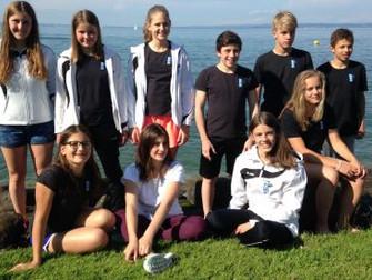 Medaillenregen für den Schwimmclub Appenzell