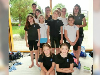 Schwimmclub Appenzell am Eulachmeeting