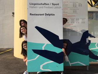 Schwimmclub Appenzell am Nachwuchswettkampf in Baar