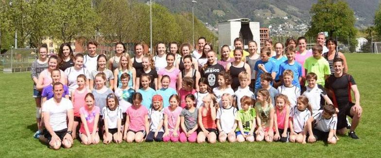 Gruppenbild der Getu Appenzell-Gais.
