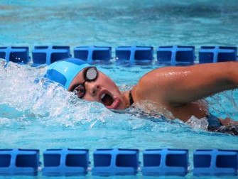 Alexa Kid an der Schwimm-Nachwuchsmeisterschaft im Tessin