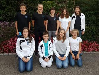 Schwimmclub Appenzell war in Frauenfeld erfolgreich