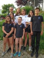Schwimmclub Appenzell war am Eulach-Meeting in Winterthur