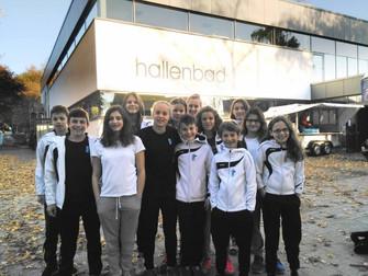 Schwimmclub Appenzell erfolgreich in Ravensburg und Chur