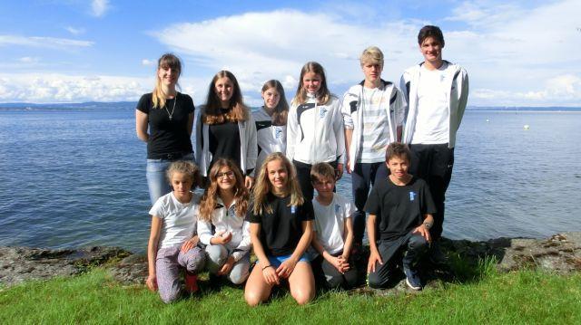 Der Schwimmclub Appenzell holte 19 Medaillen, 3 neue Clubrekorde und 35 neue persönliche Bestzeiten.
