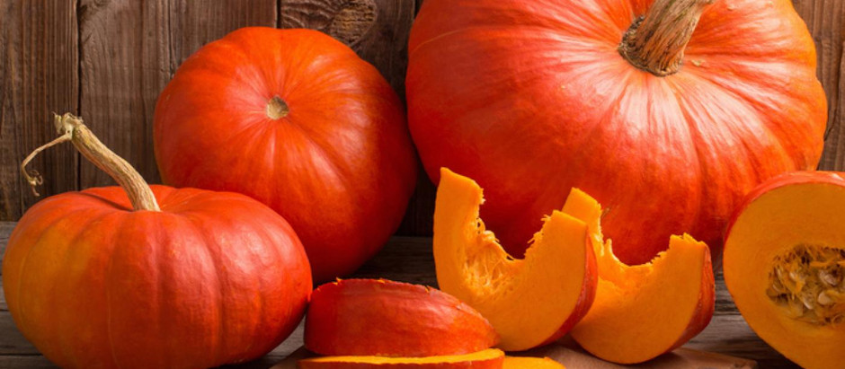 Pumpkin is in da season